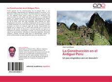 La Construcción en el Antiguo Perú kitap kapağı