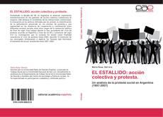 Portada del libro de EL ESTALLIDO: acción colectiva y protesta.