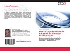 Copertina di Modelado y Optimización Dinámica en Procesos Fermentativos