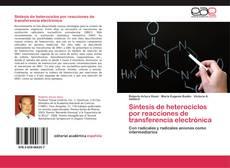 Buchcover von Síntesis de heterociclos por reacciones de transferencia electrónica