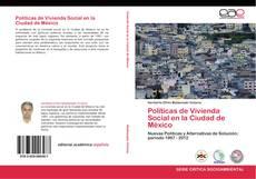 Bookcover of Políticas de Vivienda Social en la Ciudad de México