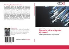 Capa do livro de Filosofía y Paradigmas Virtuales