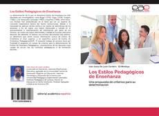 Обложка Los Estilos Pedagógicos de Enseñanza
