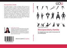 Capa do livro de Discapacidad y familia