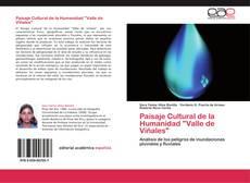 """Portada del libro de Paisaje Cultural de la Humanidad """"Valle de Viñales"""""""