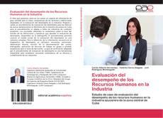 Bookcover of Evaluación del desempeño de los Recursos Humanos en la Industria