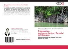 Diagnóstico socioeconómico y forestal del Manglar的封面