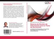 Copertina di Sistema de Gestión de Información para la Toma de Decisiones.