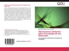 Bookcover of Operaciones Unitarias para Tecnología de los Alimentos