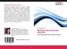 Borítókép a  Modelos de formación docente - hoz