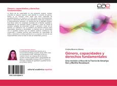 Bookcover of Género, capacidades y derechos fundamentales