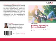Capa do livro de Géneros, VIH-SIDA y Educación Sexual