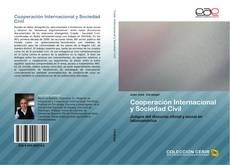 Buchcover von Cooperación Internacional y Sociedad Civil