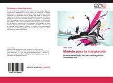 Bookcover of Modelo para la integración