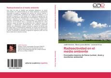 Buchcover von Radioactividad en el medio ambiente