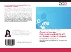 Bookcover of Caracterización Psicométrica del PCL:YV en Adolescentes Chilenos