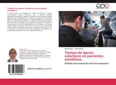 Bookcover of Tiempo de apnea voluntario en pacientes asmáticos