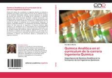Couverture de Química Analítica en el curriculum de la carrera Ingeniería Química