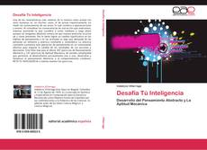 Portada del libro de Desafía Tú Inteligencia