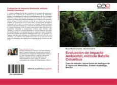 Portada del libro de Evaluación de Impacto Ambiental, método Batelle Columbus