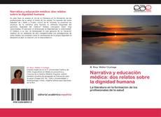 Narrativa y educación médica: dos relatos sobre la dignidad humana的封面