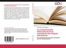 Portada del libro de La comunicación intercultural en la enseñanza de lenguas extranjeras