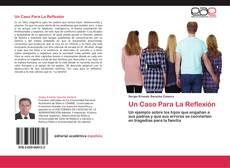 Un Caso Para La Reflexión的封面