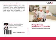 Portada del libro de Competencias Académicas Culinarias