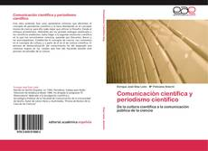 Обложка Comunicación científica y periodismo científico
