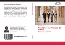 Bookcover of Gestión de las finanzas del estado