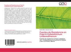 Capa do livro de Fuentes de Resistencia en Frijol A Colletotrichum Lindemuthianum