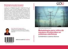Portada del libro de Metodología para retiro de equipos envejecidos en sistemas eléctricos