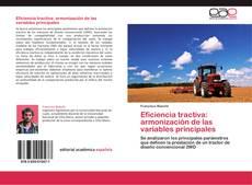 Eficiencia tractiva: armonización de las variables principales kitap kapağı