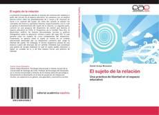 Bookcover of El sujeto de la relación