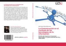 Обложка La Comunicación en el contexto de las tecnologías de la información