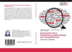Capa do livro de Evaluación de la Enseñanza y Aprendizaje por Competencias