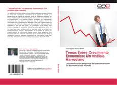 Обложка Temas Sobre Crecimiento Económico: Un Análisis Harrodiano