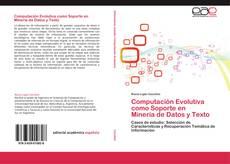 Couverture de Computación Evolutiva   como Soporte en   Minería de Datos y Texto