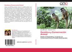 Borítókép a  Genética y Conservación Animal - hoz