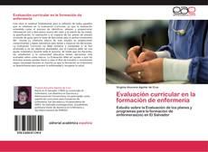 Bookcover of Evaluación curricular en la formación de enfermería