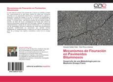 Bookcover of Mecanismos de Fisuración en Pavimentos Bituminosos