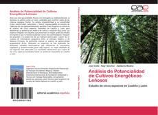 Buchcover von Análisis de Potencialidad de Cultivos Energéticos Leñosos