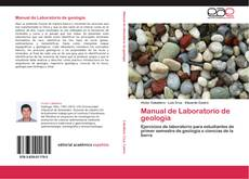 Bookcover of Manual de Laboratorio de geología