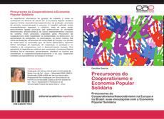 Capa do livro de Precursores do Cooperativismo e Economia Popular Solidária