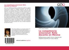 Copertina di La competencia emocional: Reto docente en México