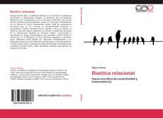Borítókép a  Bioética relacional - hoz
