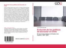 Bookcover of Evolución de las políticas de bienestar en Chile