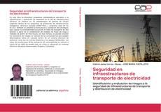 Bookcover of Seguridad en infraestructuras de transporte de electricidad