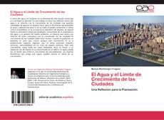 Capa do livro de El Agua y el Límite de Crecimiento de las Ciudades