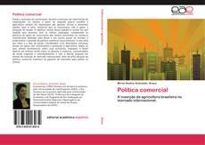 Portada del libro de Política comercial